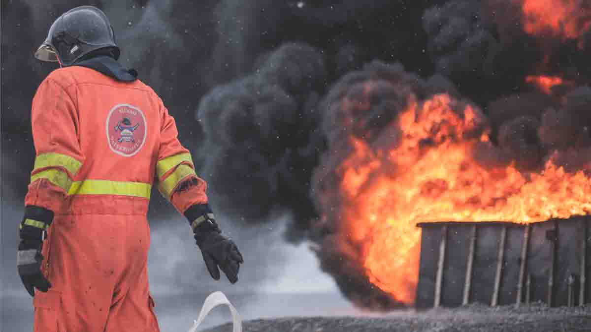 Perito en Causa, Origen del Fuego e investigación incendios
