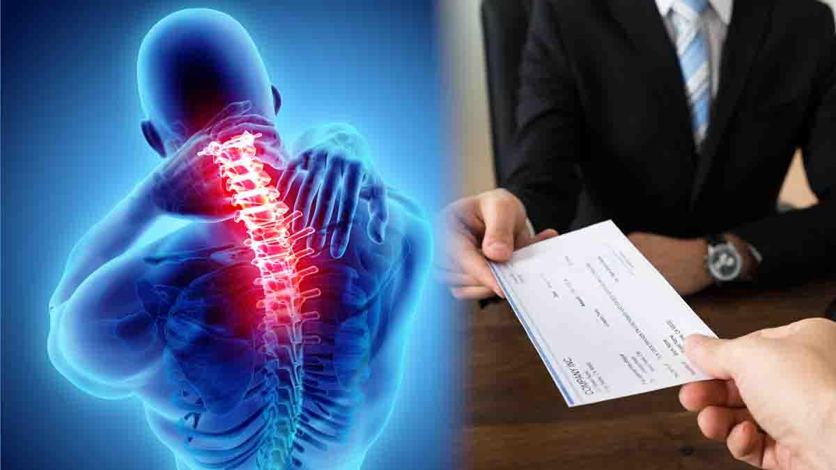 El esguince cervical, la lesión más dolorosa (para las aseguradoras)