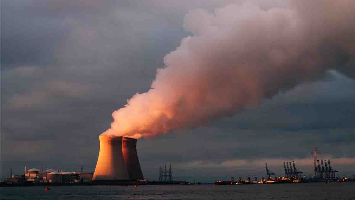 El Impacto ambiental, parar los efectos de actividad humana