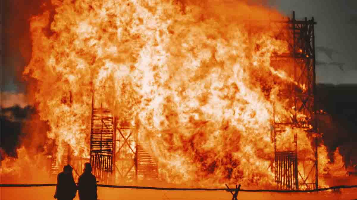 Perito en Incendios en Edificios: origen, causa, daños
