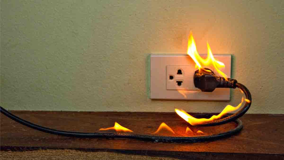 Incendios Eléctricos