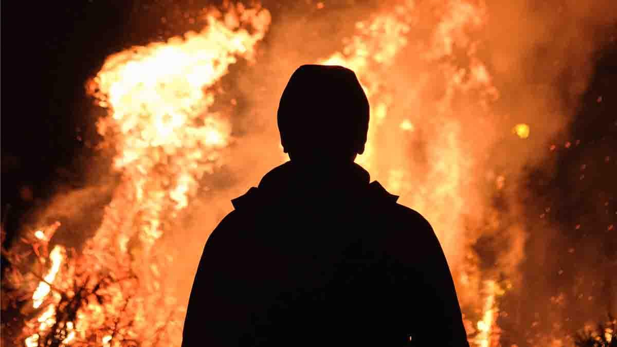 Perito en Incendios Provocados e investigación del pirómano
