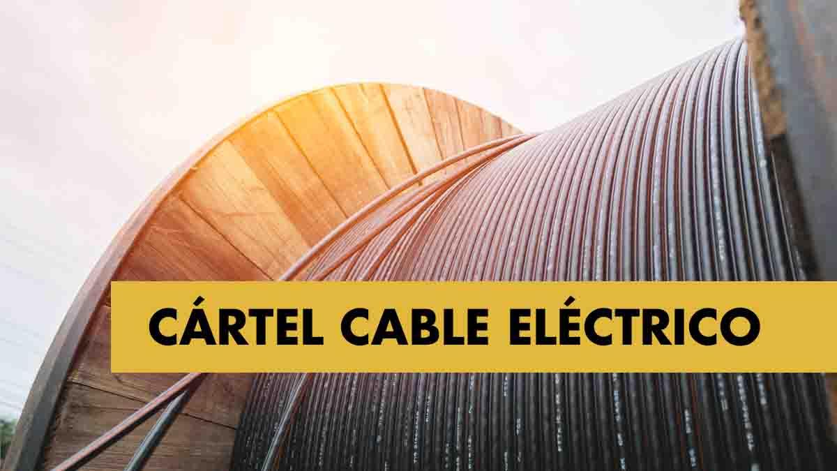 Informe pericial de el Cártel del cable eléctrico y el cálculo de sobrecostes