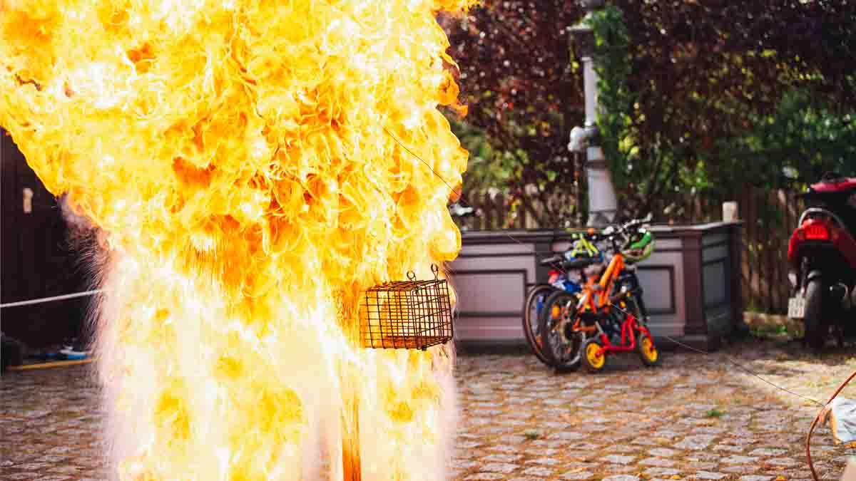 Perito en Líquidos Inflamables, incendios y responsabilidad