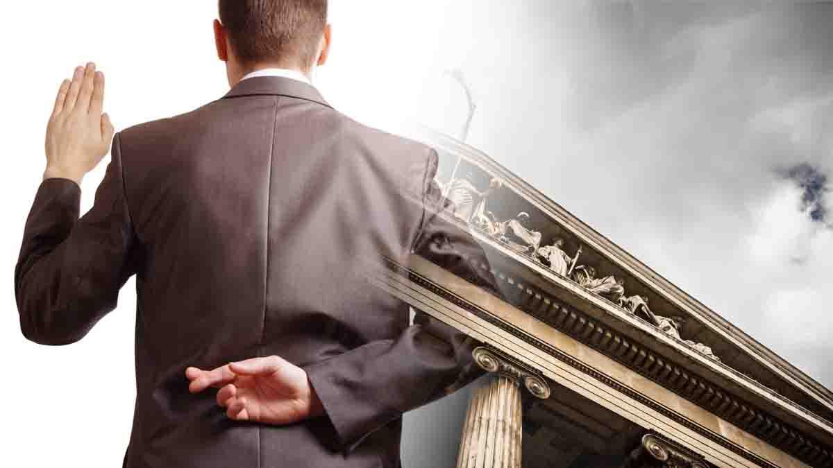 Cómo detectar si un Perito miente en un juicio