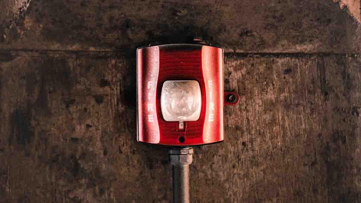 Sistemas de Alarma contra Incendios