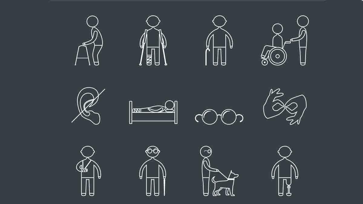 5 claves sobre la Discapacidad y su reconocimiento. El papel del perito médico