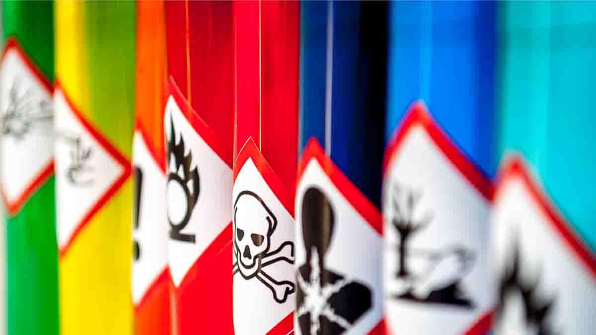 Toxicología Industrial, problemas con tóxicos y reclamaciones