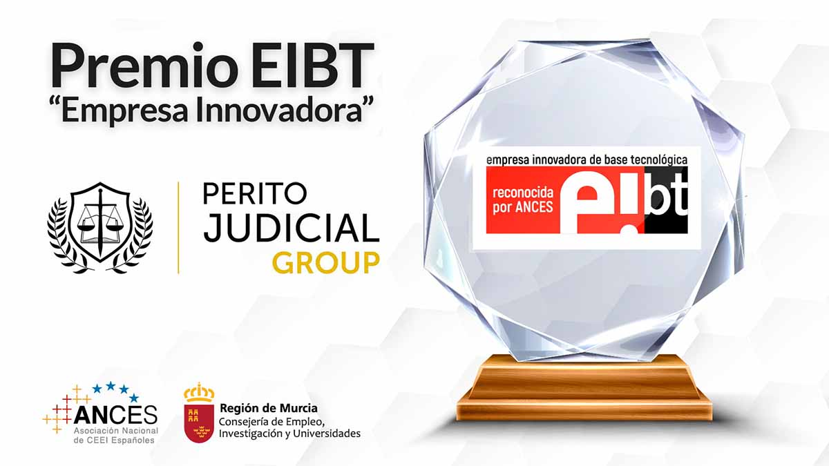 Perito Judicial Group obtiene el sello de Empresa Innovadora 2021 de la mano de ANCES